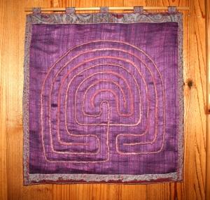 Labyrinth Lavender
